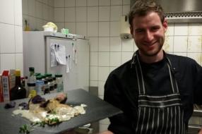 Raadhuis Wanroij succesvol met nieuwe kok.