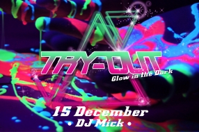 TRY-OUT GLOW IN THE DARK 15 DECEMBER