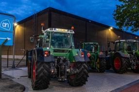 FDF verwacht geen woensdag geen acties in Brabant:  'Blokkades distributiecentra uit den boze'