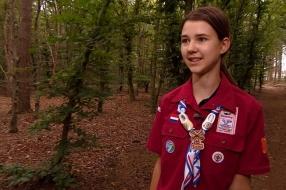 Renske (14) net als 45.000 anderen naar World Jamboree: 'Twee jaar bezig geweest ervoor te sparen'