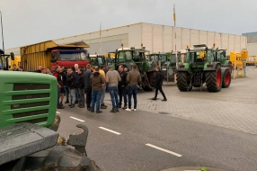 Veiligheidsberaad: 'Verbod op boerenprotesten met tractor is juridisch niet haalbaar en te vergaand'