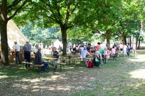 Schaapscheerdersfeest in Sint Anthonis