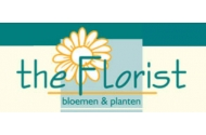 The Florist Bloemen en Planten Logo