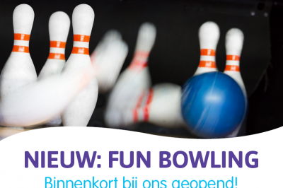 Evenement: Opening Leisure Center Boxmeer bowlingbaan