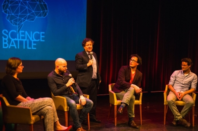 Evenement: SCIENCE BATTLE RENE BROEDERS E.A.