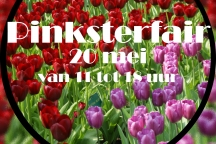 Pinksterfair Stevensbeek Gemeenschapshuis 't Stekske, Ceresstraat 2 in Stevensbeek