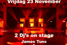 TRY-OUT SINT ANTHONIS 23 NOVEMBER